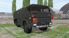 Magirus-Deutz 320 D 26 de la carretera de camion