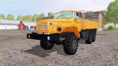 Ural 5557-1112-72M para Farming Simulator 2015