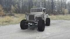 Willys MB off-road v1.1 para MudRunner