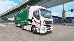 Painted truck traffic pack v4.5