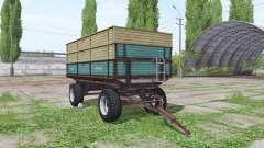 Mengele DR 57 v1.1 para Farming Simulator 2017