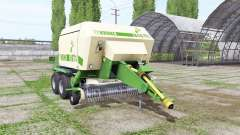 Krone BiG Pack 120-80 para Farming Simulator 2017