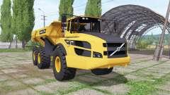 Volvo A40G para Farming Simulator 2017