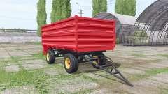 Zmaj 489 v1.1 para Farming Simulator 2017