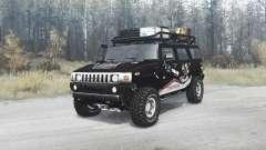 Hummer H2 TrophyStorm para MudRunner