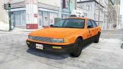 Gavril Grand Marshall city cab para BeamNG Drive