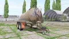 Fortschritt HTS 100.27 v1.0.0.2 para Farming Simulator 2017