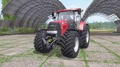 Case IH Puma 145 CVX v1.1 para Farming Simulator 2017
