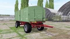 Kroger Agroliner HKD 302 old para Farming Simulator 2017