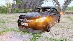 Mercedes-Benz CLA 45 AMG (C117) Black Edition