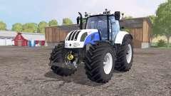 Steyr 6230 CVT para Farming Simulator 2015