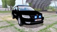 Skoda Octavia (5E) 2013 Belgian Police