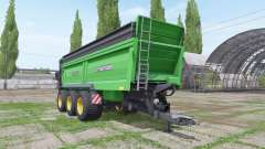 Strautmann PS 3401 more realistic para Farming Simulator 2017