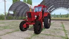 MTZ 52 para Farming Simulator 2017