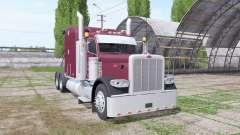 Peterbilt 389 v1.2 para Farming Simulator 2017