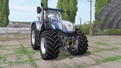 New Holland T7.315 BluePower v1.1 para Farming Simulator 2017