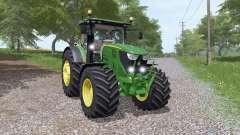 John Deere 6135R v3.3 para Farming Simulator 2017