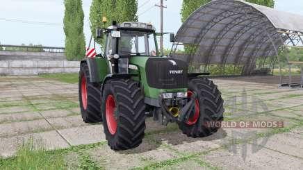 Fendt 920 Vario TMS v3.0 para Farming Simulator 2017