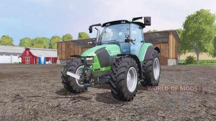 Deutz-Fahr 5130 TTV para Farming Simulator 2015