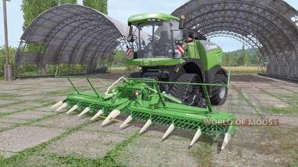 Krone BiG X 530 para Farming Simulator 2017