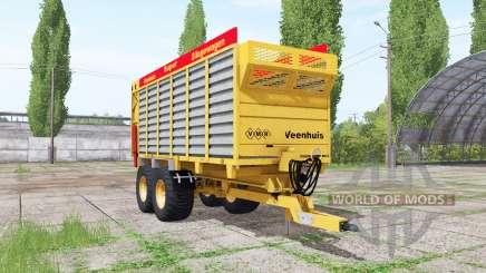 Veenhuis W400 v1.2 para Farming Simulator 2017