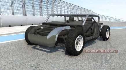Civetta Bolide super-kart v1.2 para BeamNG Drive
