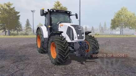 CLAAS Axion 830 v2.1 para Farming Simulator 2013