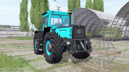 Mercedes-Benz Trac 1800 Intercooler para Farming Simulator 2017