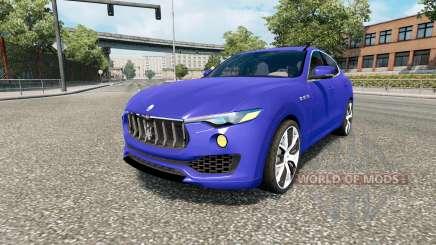 Maserati Levante 2017 para Euro Truck Simulator 2