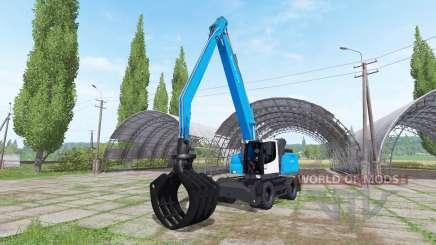 Fuchs MHL 350 v1.1 para Farming Simulator 2017