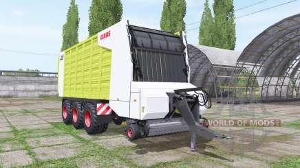 CLAAS Cargos 9600 para Farming Simulator 2017