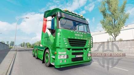 Iveco Stralis 560 2006 para Euro Truck Simulator 2