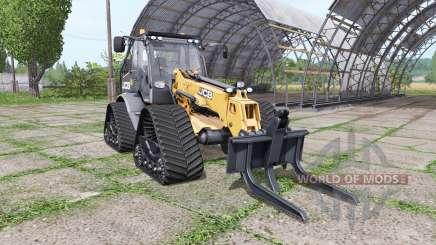 JCB TM320S forestry para Farming Simulator 2017