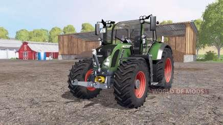Fendt 724 Vario SCR para Farming Simulator 2015