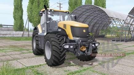 JCB Fastrac 7200 v1.1 para Farming Simulator 2017