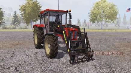 Schluter Super 1050 V para Farming Simulator 2013