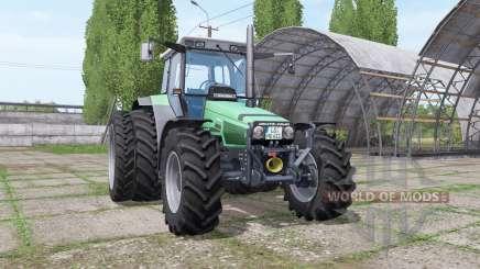 Deutz-Fahr AgroStar 6.38 v2.0 para Farming Simulator 2017