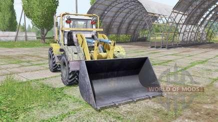 T 150K v1 25.6 para Farming Simulator 2017