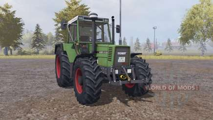 Fendt Favorit 615 LSA Turbomatic v3.0 para Farming Simulator 2013