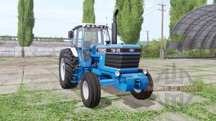 Ford TW-25 para Farming Simulator 2017