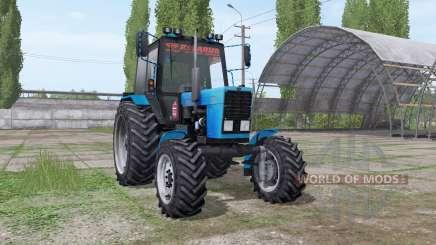 MTZ 82.1 v1.2 para Farming Simulator 2017