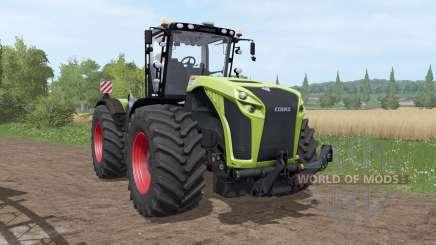 CLAAS Xerion 4000 Trac VC v1.1 para Farming Simulator 2017