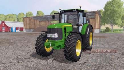 John Deere 6630 Premium para Farming Simulator 2015