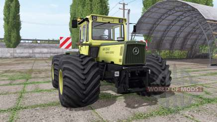 Mercedes-Benz Trac 1600 Turbo para Farming Simulator 2017