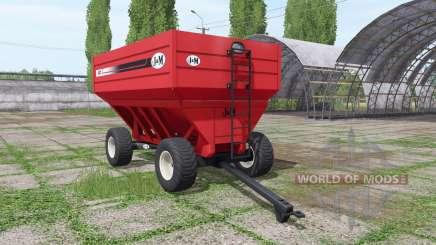 J&M 680SD para Farming Simulator 2017