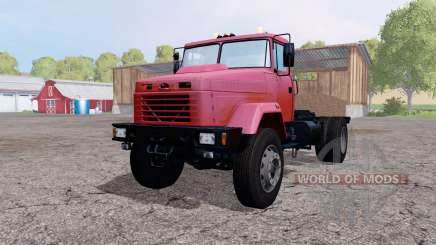 Kraz 5133 para Farming Simulator 2015