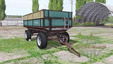 Mengele DR 57 para Farming Simulator 2017
