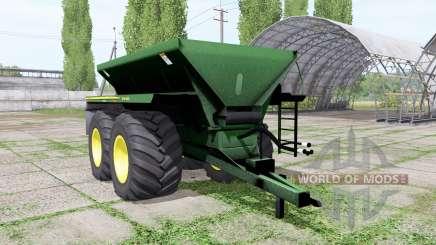 John Deere DN345 para Farming Simulator 2017