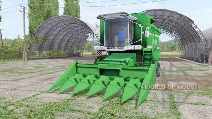 Deutz-Fahr TopLiner 4080 HTS para Farming Simulator 2017