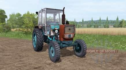 YUMZ 6КЛ para Farming Simulator 2017